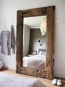 Grand Miroir Maison Du Monde : 76 id es avec un miroir grand format ~ Teatrodelosmanantiales.com Idées de Décoration