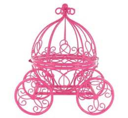 Metal Pumpkin Carriage Centerpiece by Pink Cinderella Pumpkin Carriage Cute Princess Great For A
