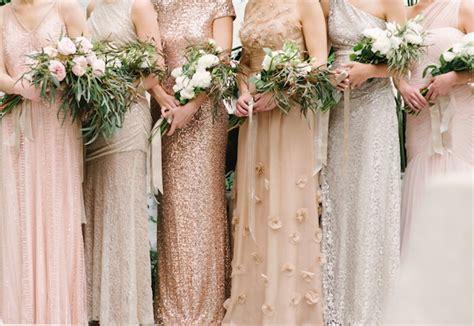 Wedding Dresses Ideas : 35 Ideas For Mix And Match Bridesmaid Dresses