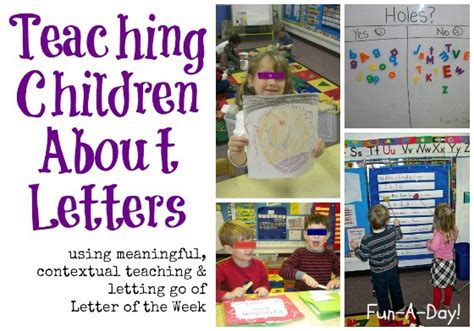 teaching letter sounds to preschoolers teaching children about letters 155