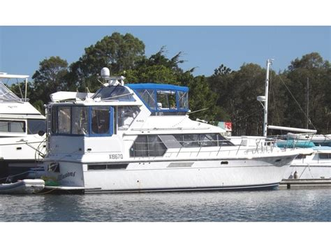 Carver Boats Australia by 1995 Carver 440 Motor Yacht For Sale Trade Boats Australia