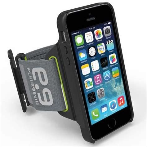 iphone arm band puregear puremove sports armband for iphone 5 5s 5c