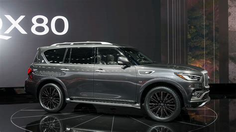 Infiniti Qx80 2020 2 by 2019 Infiniti Qx80 And Qx60 Get Added Luxury With Limited Trim