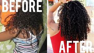 Tips For Transitioning Training Natural Hair To Curl