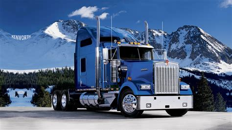 big kenworth trucks kenworth full hd wallpaper and background image