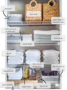 organized bathroom linen closet anyone can kelley nan