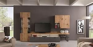 Welche Farbe Passt Zu Braun Möbel : welche farbe passt zu einer schwarz wei en wohnwand ~ Markanthonyermac.com Haus und Dekorationen