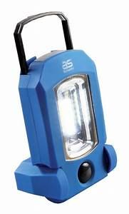 baladeuse a led cob sans fil bleu 3w co 1160428036 With carrelage adhesif salle de bain avec baladeuse sans fil led
