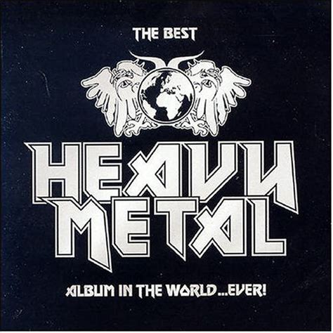 The Best Music From The 50's On » Heavy Metal