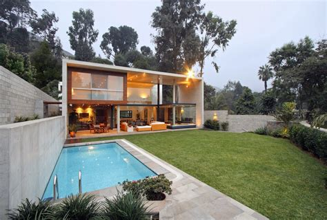 stunning images outdoor living home plans modern interplay of indoor and outdoor living spaces s