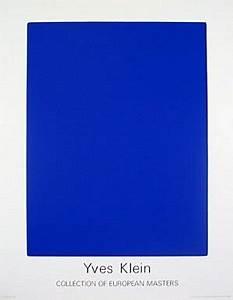 Bleu De Klein : 1 jour 1 couleur le bleu klein color rare ~ Melissatoandfro.com Idées de Décoration