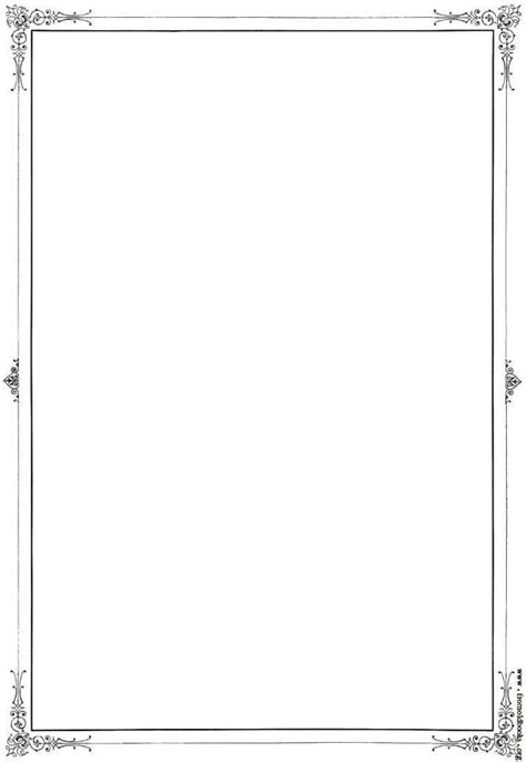 full page borders template updatecom template