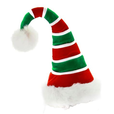 elope ridged santa hat novelty hats view all