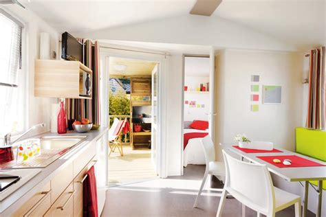 modele cuisine equipee mobil home neuf ohara 784 2 chambres t vente mobil