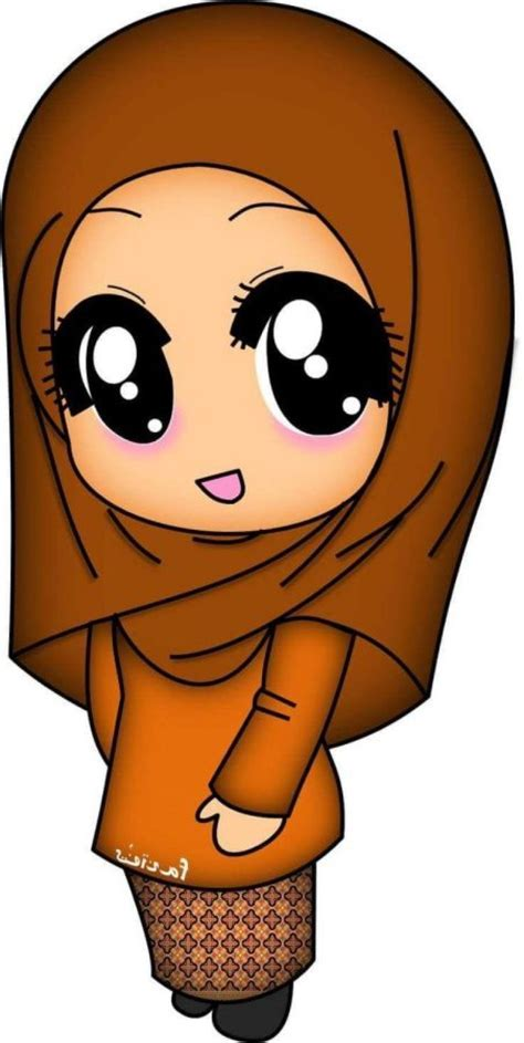 Meme Kartun Hijab Lucu Photos Gambar Kartun Muslimah Lucu