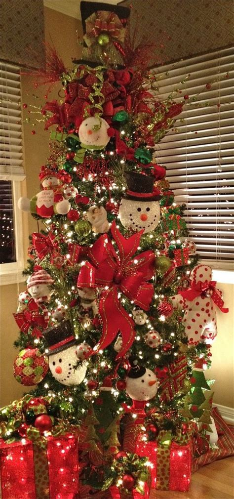 christmas tree decorating themes   year interior