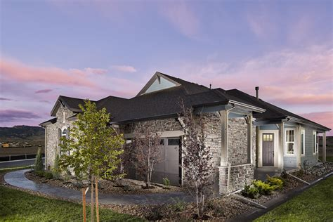 ryland homes introduces the in castle rock co