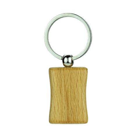 wholesale keychains factory custom bulk cheap wooden key holder keychain