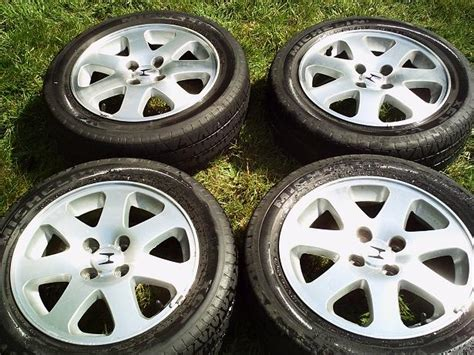 2000 Civic Si Rims Wa, **pic**