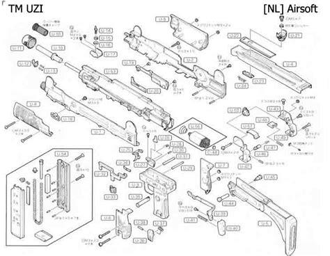 Ak-47-receiver-blueprint Images