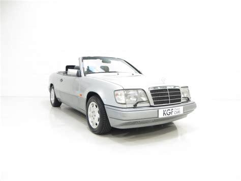 for sale mercedes w124 e320 sportline cabriolet