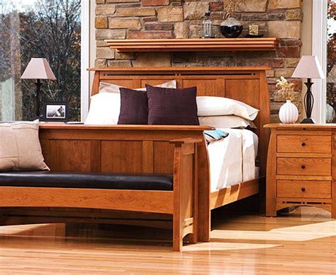 stickley bedroom furniture stickley bedroom mission bedroom furniture craftsman 13393 | br4 asp bed 9685