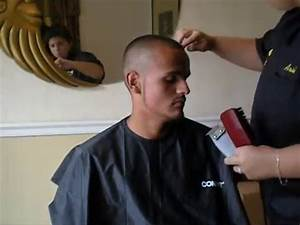 Haircut 0 1 and shave - YouTube