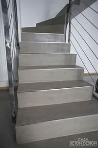Les 25 meilleures idées de la catégorie Escalier beton sur Pinterest Escaliers, Mur décoratif