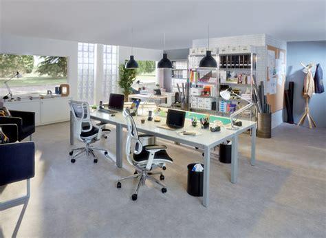 organisation bureau de travail un open space polyvalent j 39 aime mon bureau le magazine