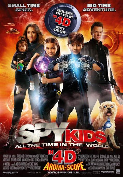 spy kids time world review nettvu