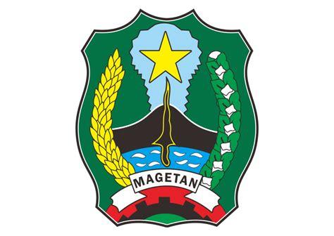 logo kabupaten magetan vector  logo vector