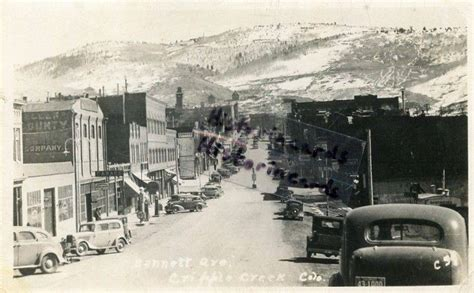 Cripple Creek Mining In Pictures
