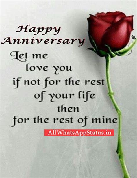 wedding anniversary whatsapp status birthday quotes
