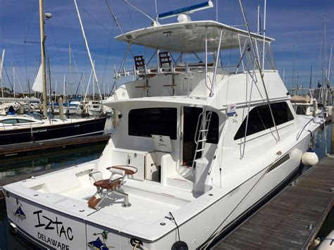 Used Viking Boats For Sale by 2003 Used Viking Sports Fishing Boat For Sale 850 000