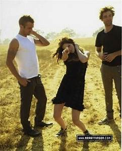 new ,old photoshoot - Robert Pattinson & Kristen Stewart ...