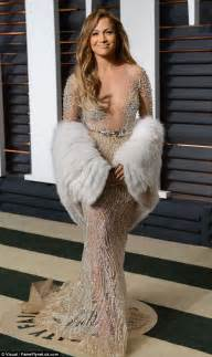 Jennifer Lopez Dons Luxurious White Fur Over Sweats At