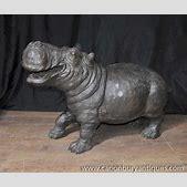 Bronze Hippo Hi...