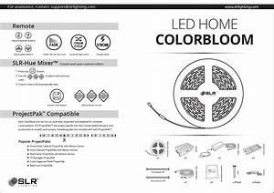 Slr Colorbloom Installation Manual