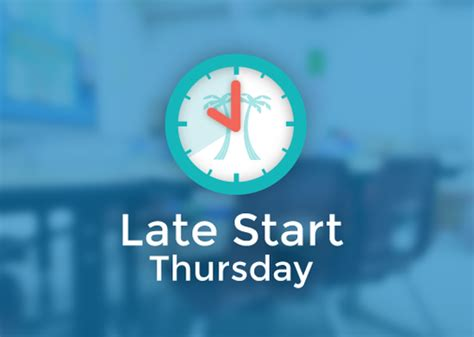 late start thursday coronado unified school district