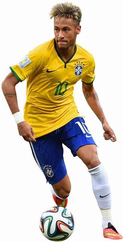 Neymar Brazil Transparent Jr Football Render Cup