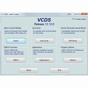 Vag Com Software : vag com vcds 2017 obd2 diagnostic cable software for ~ Kayakingforconservation.com Haus und Dekorationen