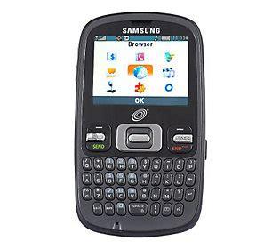 qvc prepaid cell phones net 10 prepaid samsung cell phone w qwerty keypad and 300