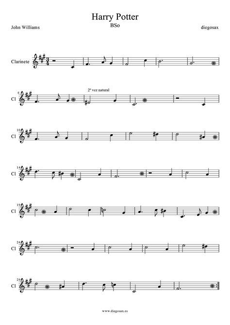 Blue October 18th Floor Balcony Chords by Diegosax Harry Potter De Williams Partitura De