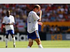 Shocking group stage World Cup exits World Cup 2002