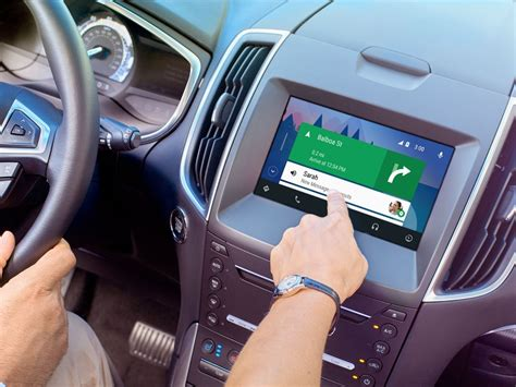 Ford Sync Update 2016 by Ford Sync 3 Update Brings Android Auto And Apple Carplay