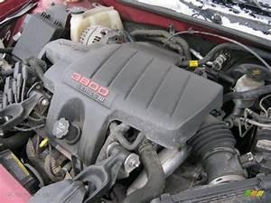2004 Pontiac Grand Prix Gtp Sedan 3 8 Liter Supercharged Ohv 12v 3800 Series Iii V6 Engine Photo