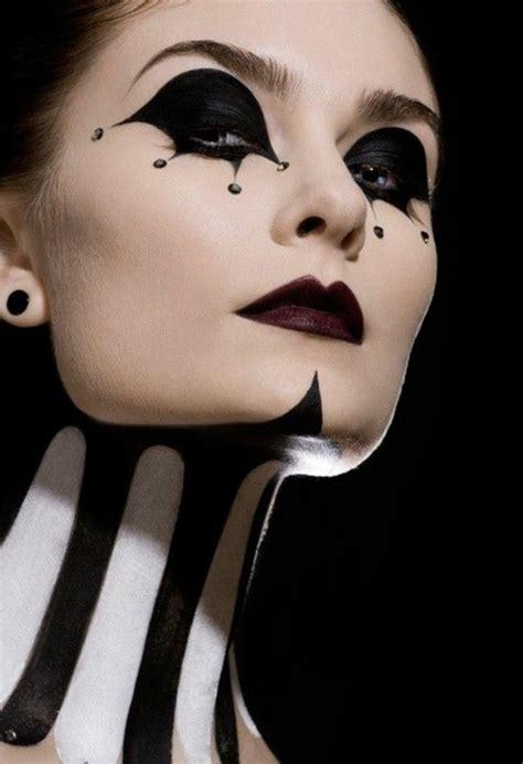 leichte schminke fasching schminken den karneval look vollenden