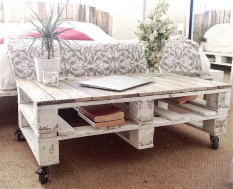 table basse en palette facile palette table basse recherche table basse