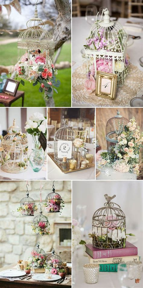 50 creative ideas to add vintage charm to your wedding decorations