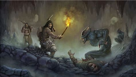 unleash gods  monsters  conan horrors